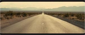 sur la route
