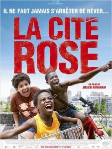 LA CITE ROSE   ** dans 2 étoiles ** affiche-cite-rose-225x300